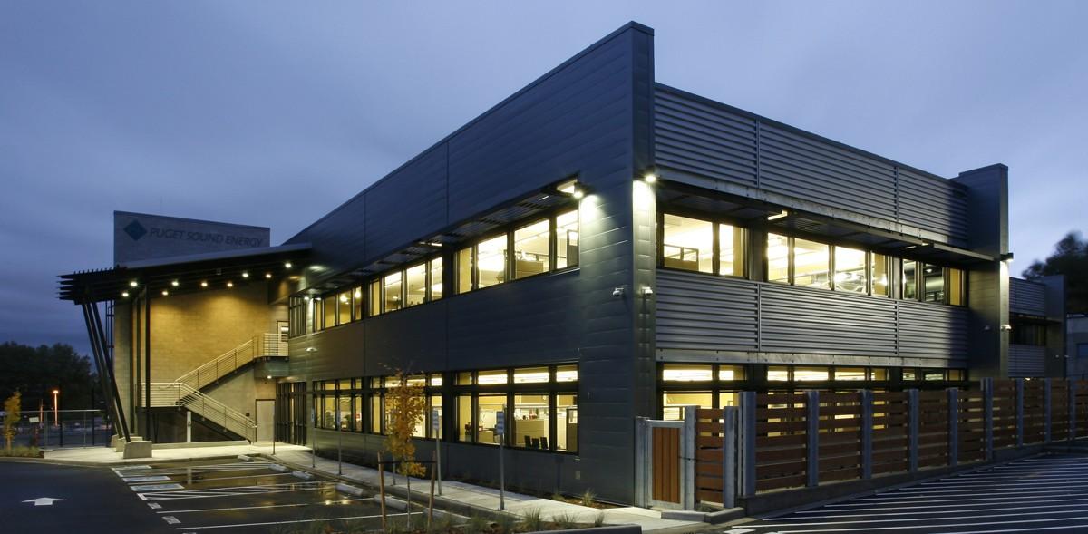 Puget sound energy factoria service center