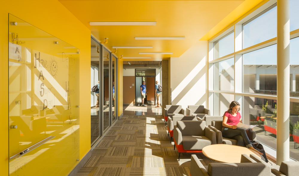 Lydig Construction | Projects | Higher Education | Central ...